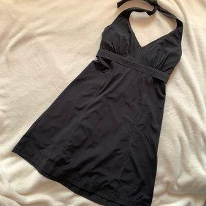 Athleta pack everywhere dress in black